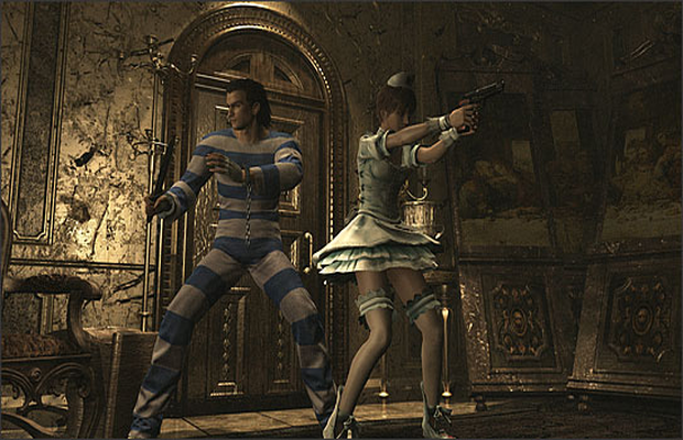 Solution pour Resident Evil 0 HD Remaster b