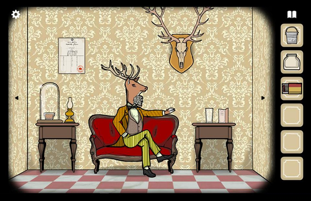Solution pour Rusty Lake Hotel b