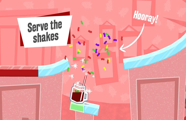 Solution pour Slide the Shakes b