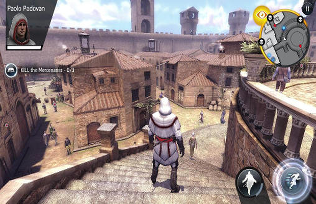 solution pour Assassin's Creed Identity b