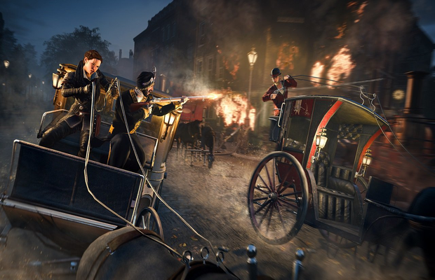 solution pour Assassin's Creed Syndicate Le Dernier Maharaja b