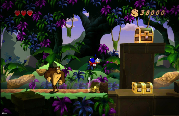 solution pour DuckTales Remastered b
