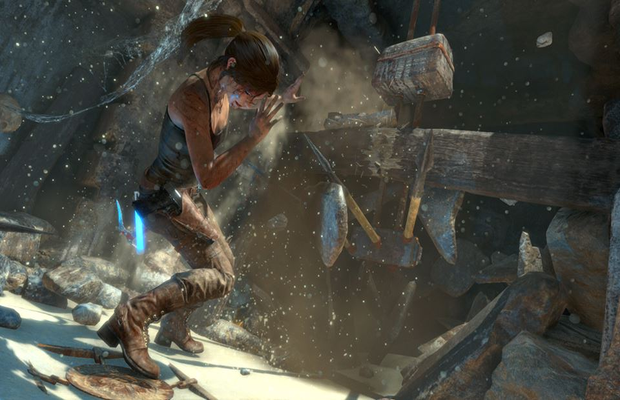 Solution pour Rise Of The Tomb Raider Réveil Glacial b