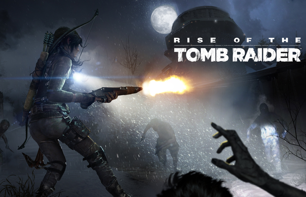 Solution pour rise of the tomb raider r veil glacial - Rise of the tomb raider cold darkness ...