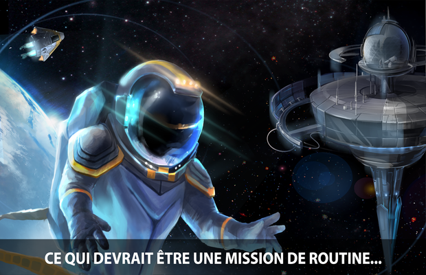 Solution pour Adventure Escape Space Crisis b