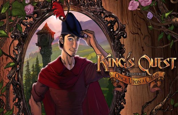 Solution pour King's Quest Chapitre 3
