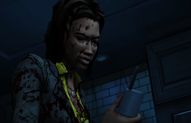 Solution pour The Walking Dead Michonne Episode 2 b