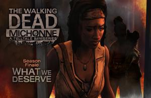 Solution pour The Walking Dead Michonne Episode 3