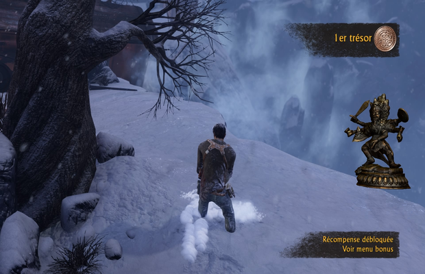 Solution pour Uncharted 2 Among Thieves b