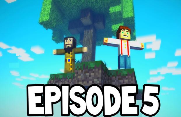 Solutions de Minecraft Story Mode épisode 5