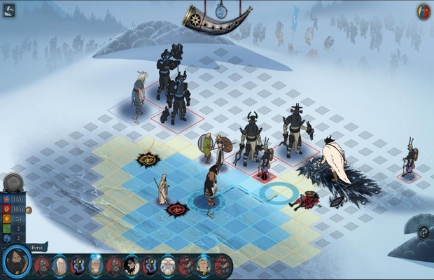 solution pour The Banner Saga 2 b