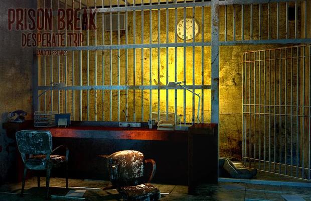 Solution pour Can you escape Prison Break b