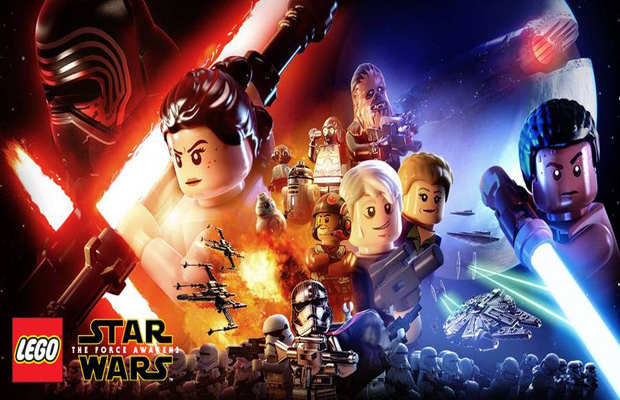 Solution pour LEGO Star Wars The Force Awakens