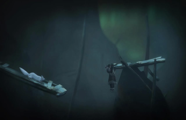 solution pour Never Alone b