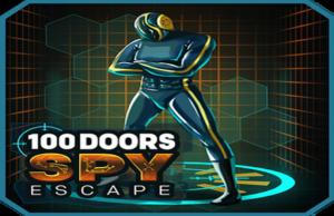 Solution pour 100 Doors Spy Escape
