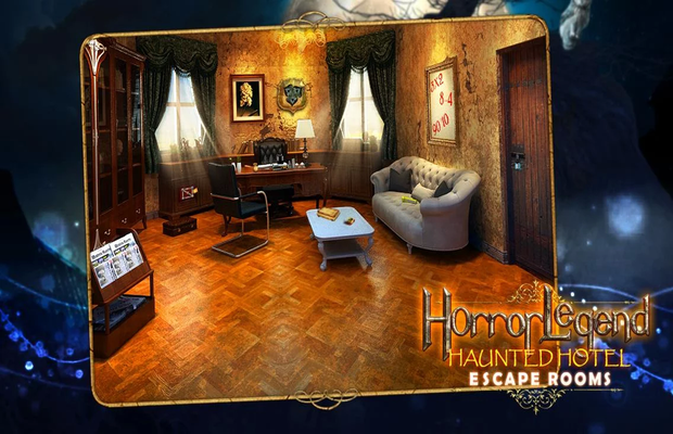 Solution pour Escape Rooms Haunted Hotel b