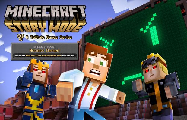 Solutions de Minecraft Story Mode épisode 7