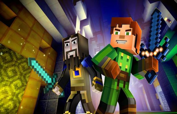 Solutions de Minecraft Story Mode épisode 7 b