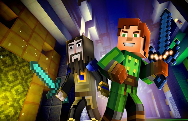 Solutions de Minecraft Story Mode épisode 7 b