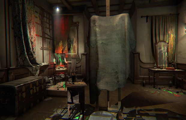 Solutions pour Layers of Fear Inheritance b