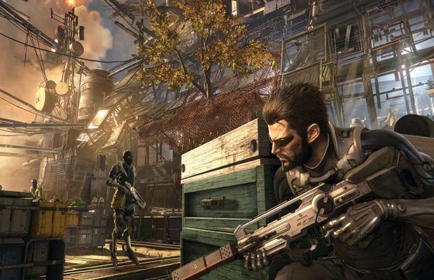 solution pour Deus Ex Mankind Divided b
