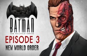 Read more about the article Solution pour Batman The Telltale Series Épisode 3
