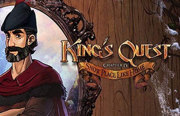 Solution pour King's Quest Chapitre 4