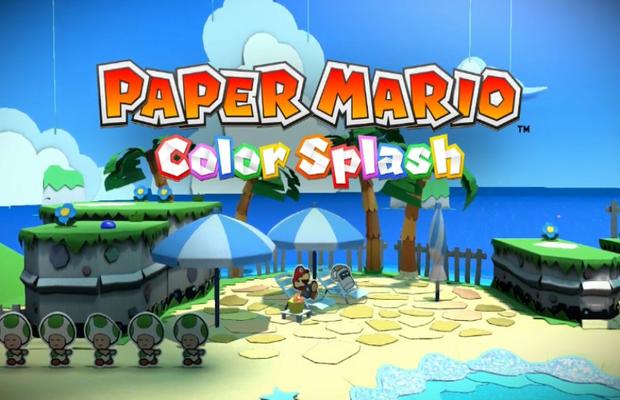Solution pour Paper Mario Color Splash