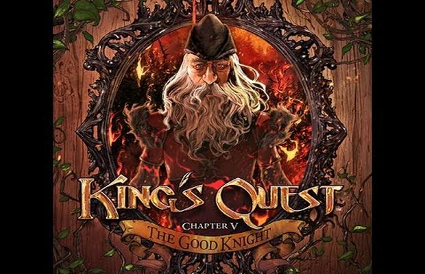 Solution pour King's Quest Chapitre 5