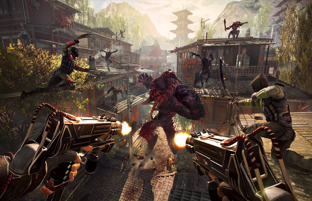 solution pour Shadow Warrior 2 b