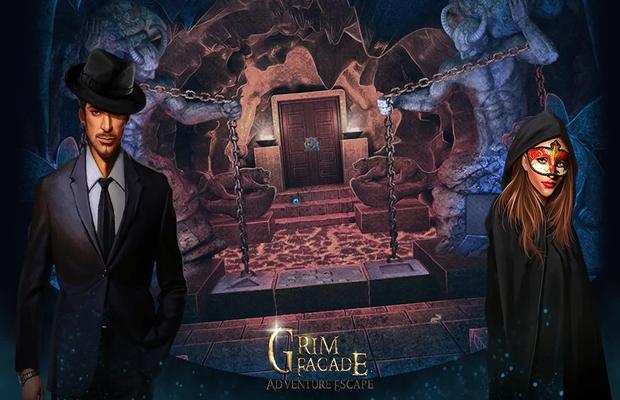 solution pour Adventure Escape Grim Facade b