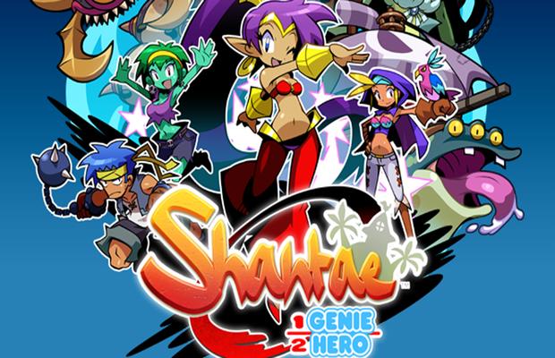 Solution pour Shantae Half-Genie Hero