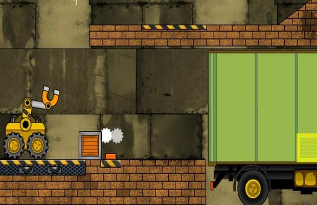 solution pour Truck Loader b