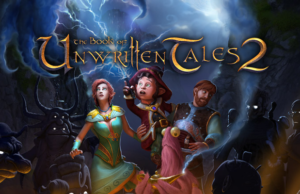 Solution pour Book of Unwritten Tales 2