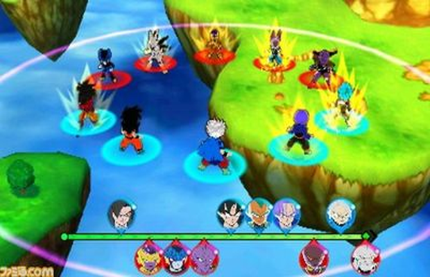 solution pour Dragon Ball Fusions b