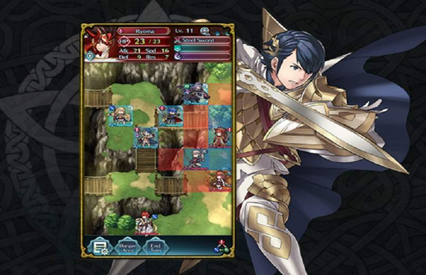 solution pour Fire Emblem Heroes b
