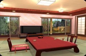 Solution pour Escape an Ocean View Ryokan
