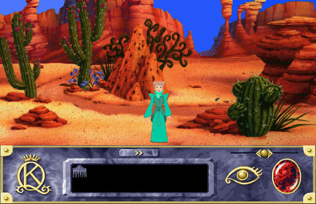solution pour King's Quest VII b