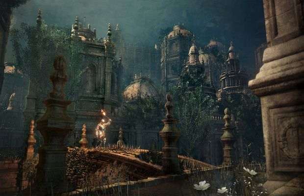 solution pour Dark Souls 3 The Ringed City b