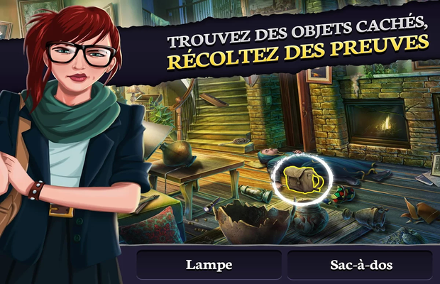 solution pour Sherlock Holmes Lost Detective b