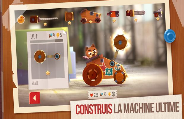 astuces et trucs pour CATS Crash Arena Turbo Stars b