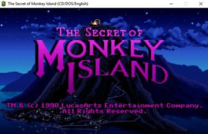 Rétro: Solution pour The Secret of Monkey Island
