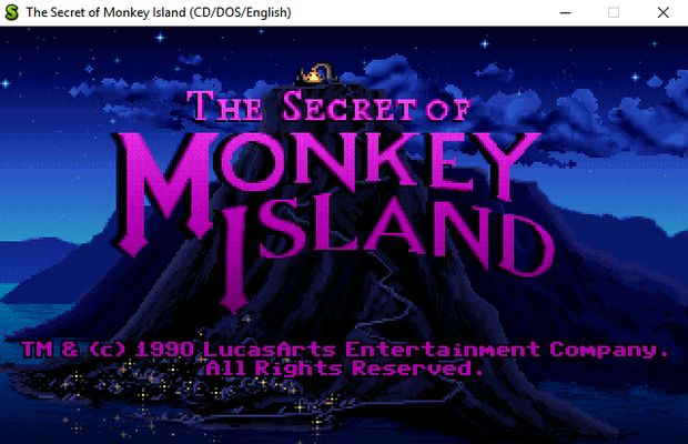 Read more about the article Rétro: Solution pour The Secret of Monkey Island