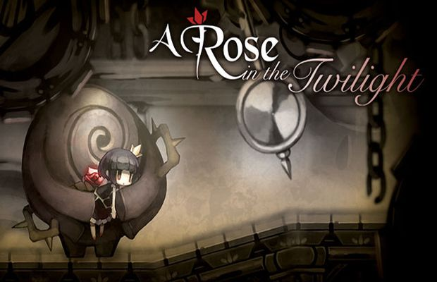 Solution pour A Rose in the Twilight