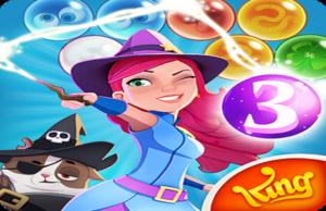 Solution pour Bubble Witch 3 Saga