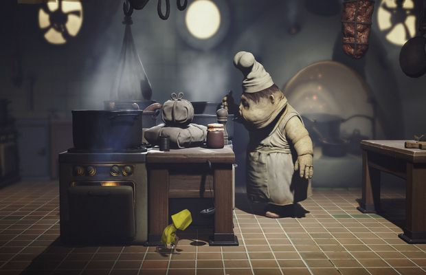 solution pour Little Nightmares b