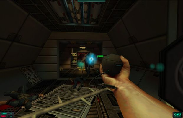 solution pour System Shock 2 b
