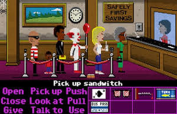 solution pour Thimbleweed Park b