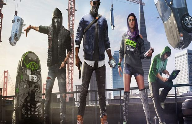 solution pour Watch Dogs 2 No Compromise b