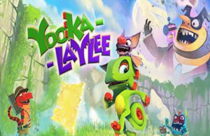 Solution pour Yooka Laylee: Plateforme hommage